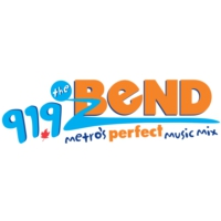 Logo de la radio 91.9 The Bend