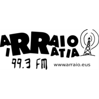 Logo of radio station Arraio Irratia 99.3FM