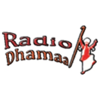 Logo of radio station Radio Dhamaal