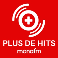 Logo of radio station Mona FM | Plus de hits