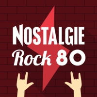 Logo of radio station Nostalgie - Rock 80