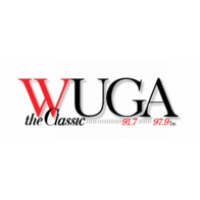 Logo of radio station WUGA