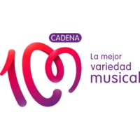 Logo of radio station CADENA 100