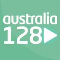 Logo de la radio AUSTRALIA128