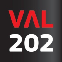 Logo of radio station RTV Val202