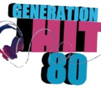 Logo of radio station Generation Hit 80