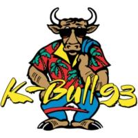 Logo of radio station KUBL-FM K-Bull 93