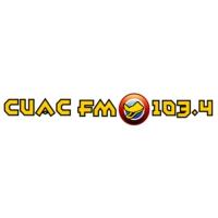 Logo de la radio Cuac FM 103.4 FM