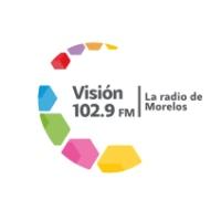 Logo de la radio 102.9 La Radio De Morelos