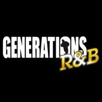 Logo de la radio Générations R&B