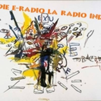 Logo of radio station Indie e-radio
