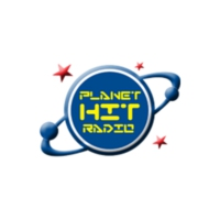 Logo of radio station Planet Hit Radio