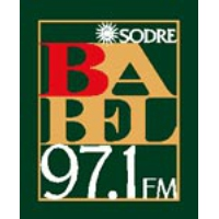 Logo of radio station Sodre FM Babel