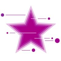 Logo of radio station GalaxieNewWave