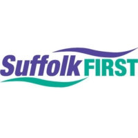Logo of radio station Suffolk First