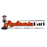 Logo of radio station Radiomia Bari