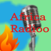 Logo of radio station Africa Radioo