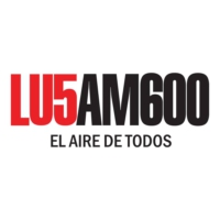 Logo of radio station LU5 AM600
