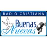 Logo of radio station Buenas Nuevas Radio Cristiana