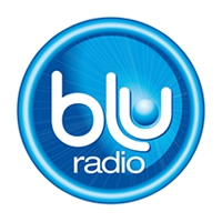 Logo of radio station Blu Radio - Cartagena 93.5 FM