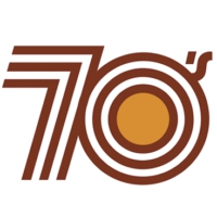 Logo of radio station Miled Music 70's
