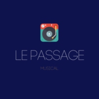 Logo of radio station Le passage musical