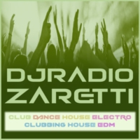 Logo of radio station DJ Radio Zaretti