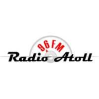Logo of radio station Radio Atoll