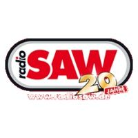 Logo of radio station Radio SAW-Schlager