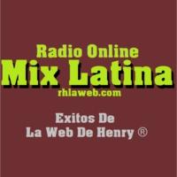 Logo of radio station Mix Latina
