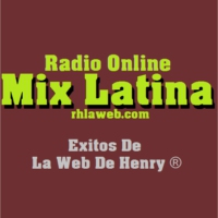 Logo de la radio Mix Latina