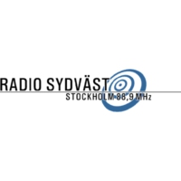 Logo of radio station Radio Sydväst 88,9