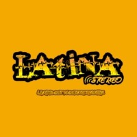 Logo of radio station Latina Stereo FM