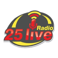 Logo of radio station Radio 25 Live