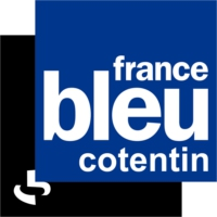 Logo of radio station France Bleu Cotentin 100.7