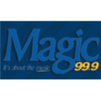 Logo of radio station CJUK - Majic 99.9