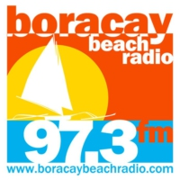 Logo of radio station Boracay Beach Radio