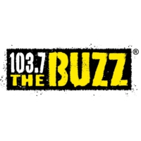 Logo of radio station KABZ FM (103.7 The Buzz)