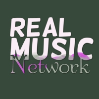 Logo of radio station Real Music Network