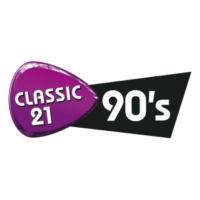 Logo de la radio Classic 21 90's