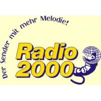 Logo of radio station Radio 2000 102.3 FM