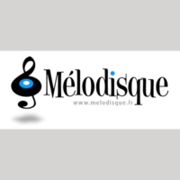 Logo of radio station Mélodisque