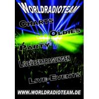 Logo de la radio Worldradioteam