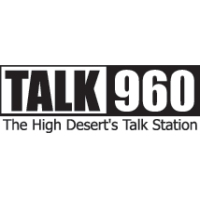 Logo of radio station KIXW Talk 960
