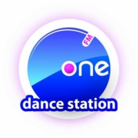 Logo of radio station OneFM