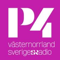 Logo of radio station Sveriges Radio - P4 Västernorrland