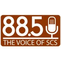 Logo of radio station WQOX 88.5 The Voice of SCS