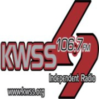 Logo of radio station KWSS