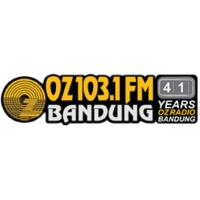 Logo of radio station Oz Radio Bandung