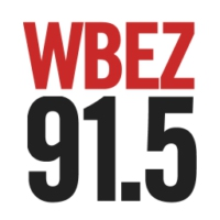 Logo of radio station WBEZ 91.5